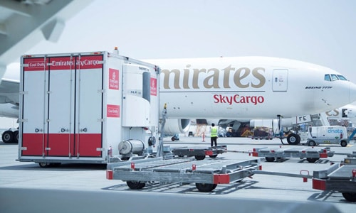 emirates air freight bluebird